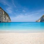 Der Navagio Beach zählt zu den schönsten der Welt!