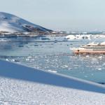 Ponant ist spezialisiert auf Kreuzfahrten in Polarregionen.