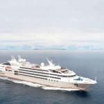 Die modernen Yachten haben maximal 132 Kabinen.